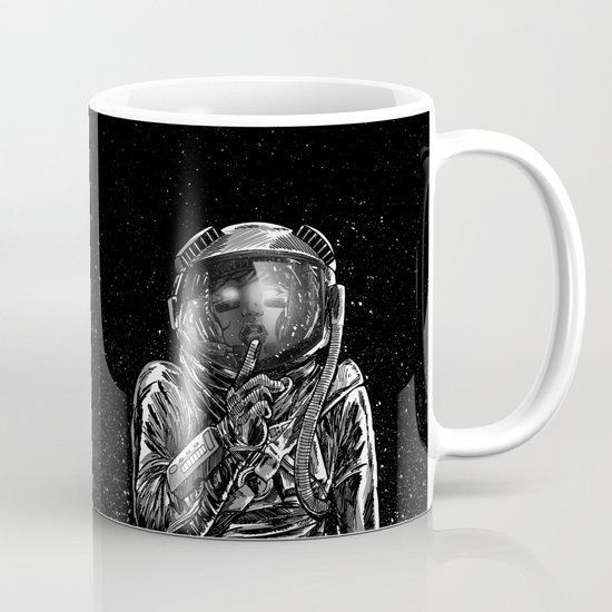The Secrets of Space Mug