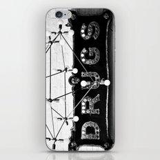 Just Say OK! iPhone & iPod Skin
