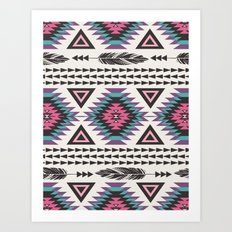 Tribal Spirit Art Print