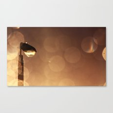 Moody dreams Canvas Print