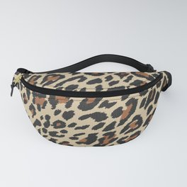 Leopard Fanny Pack