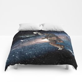 Space Dunk Comforters