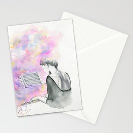 The Unwritten Song Stationery Cards