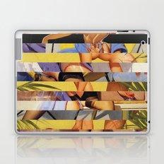 Glitch Pin-Up Redux: Courtney Laptop & iPad Skin