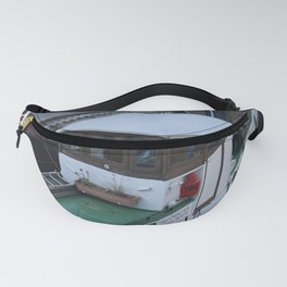 "Spree History port Berlin "" Oldy Nave "" Fanny Pack"