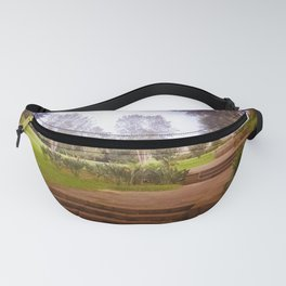 Afuera Del Museo II Fanny Pack