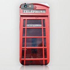 Telephone Booth iPhone 6 Slim Case