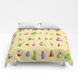 Potions! Comforters