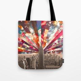 Superstar New York Tote Bag