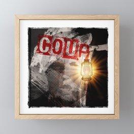 COUP Framed Mini Art Print