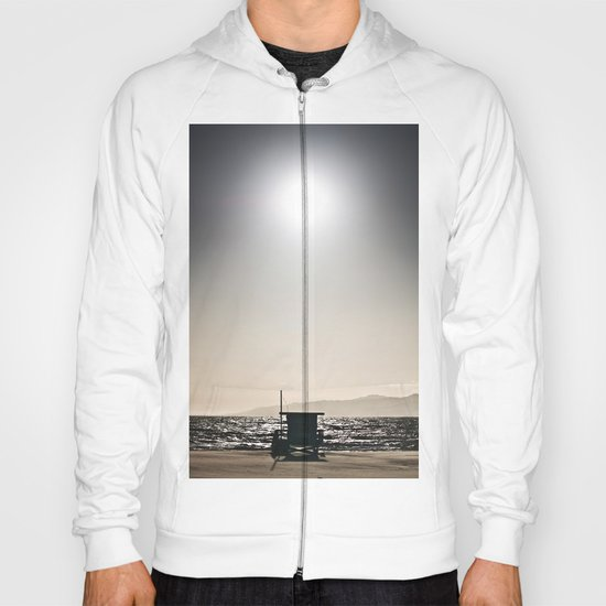 Venice Beach California Guard Tower Hoody
