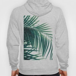 Palm Leaves Green Vibes #6 #tropical #decor #art #society6 Hoody