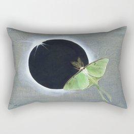 A fleeting moment Rectangular Pillow