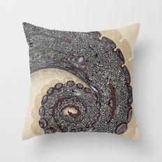 Tentacula Throw Pillow