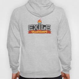 Exile From Ullathorpe - Our Logo Hoody