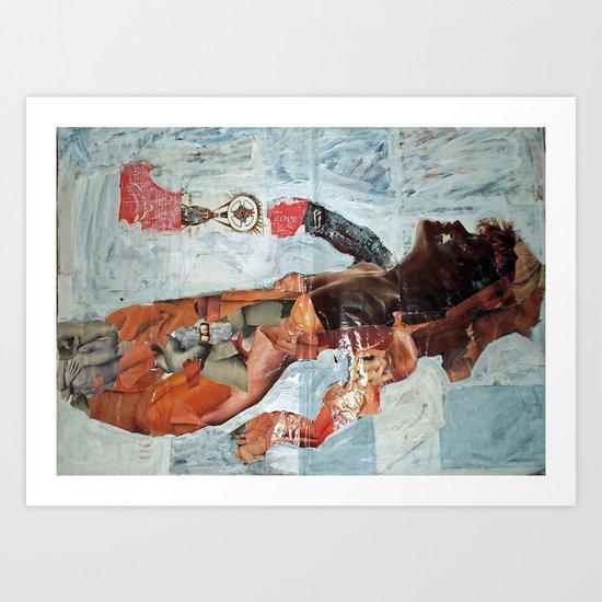 CREATION OF EVE Art Print