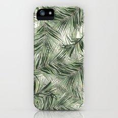 palms iPhone (5, 5s) Slim Case