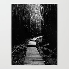 Bamboo Trail Poster