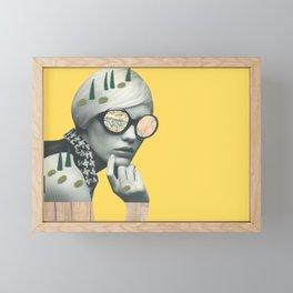 Shexplores Framed Mini Art Print