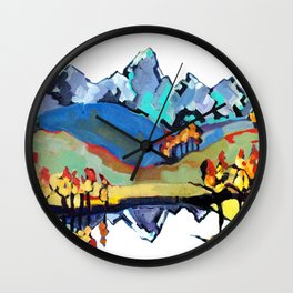 Taggart Wall Clock