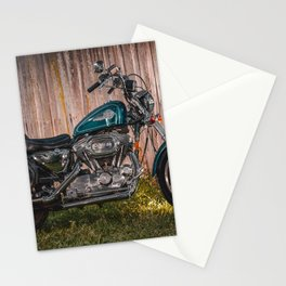 Sportster 1200 Motorcycle Stationery Cards