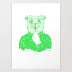 Artwork No.1 Art Print