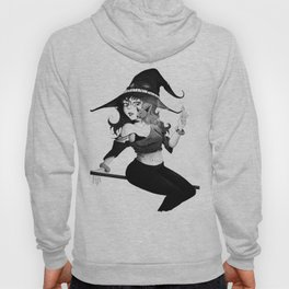 The Witch Pen and Ink Hoody