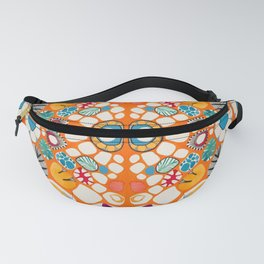 HAWAIIAN SPRING Fanny Pack