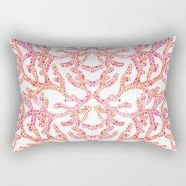Coral Reef Pattern Rectangular Pillow