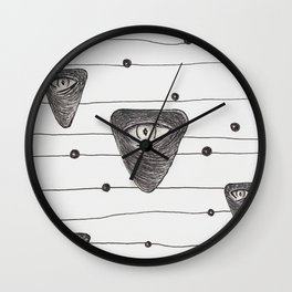 Wach Wall Clock
