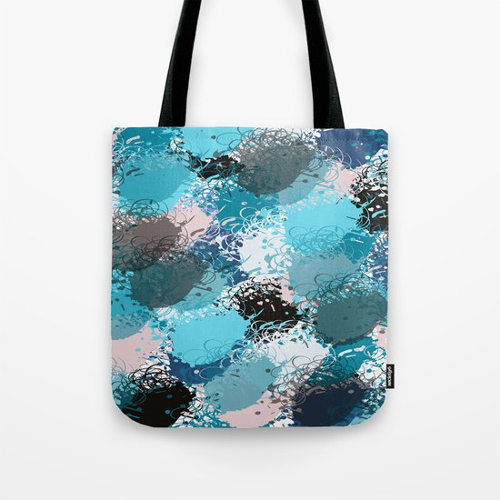 Abstract pattern 68 Tote Bag