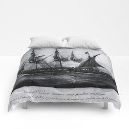 Gaspard Vence - 1777 / Corsaire Comforters