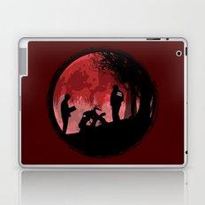 True Detective - Horrors of life Laptop & iPad Skin