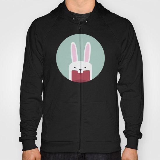 Jawdrop Bunny Hoody