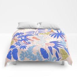 Rainforest Leopard Comforters