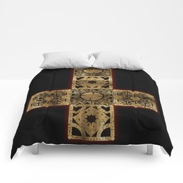 Lament Configuration Cross Comforters