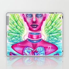 King, Angel of the Fragmented Laptop & iPad Skin