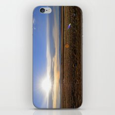Wyoming Sunset 2 iPhone & iPod Skin