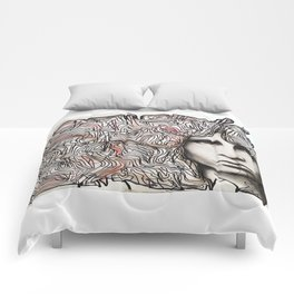 Cerebral freedom (Ode to JDM) Comforters