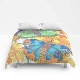 Butterfly2017 Comforters