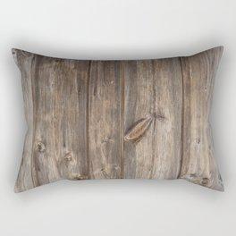 Wood texture - wooden background 2 Rectangular Pillow