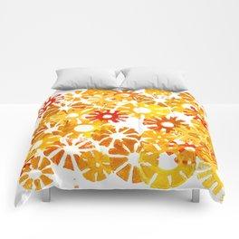 Autumn Sun Comforters