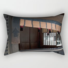 Meiji Window Rectangular Pillow