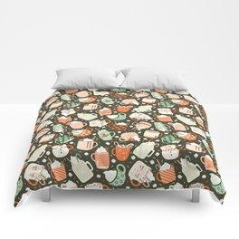 Christmas Cocoa Comforters