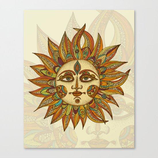 Helios Canvas Print