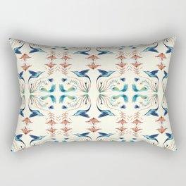 Natural rhythm Rectangular Pillow