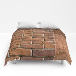 Exposed Brick Comforters