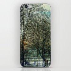 A layered view iPhone & iPod Skin