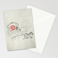 Sloth - Lazybra Stationery Cards