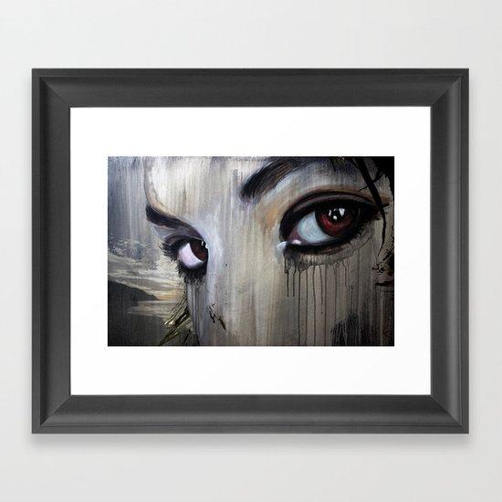 Tomb Raider Reborn Framed Art Print